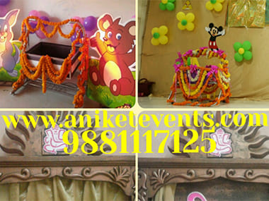 Naming ceremony event management in Badlapur