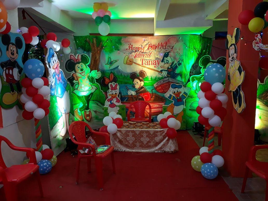 Balloon decorators in Badlapur